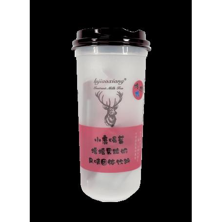 Milk Tea LuJiaoXiang Instant Strawberry Milk Tea QC75091
