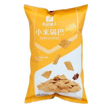 Chips og snacks Bestore Millet Crisps Five Spice Flavor 90g RR85012