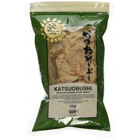 Specialiteter Katsuobushi Bonito Flager 40g PA00040