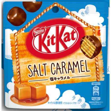 KitKat KitKat Bites Salt Caramel RM80315