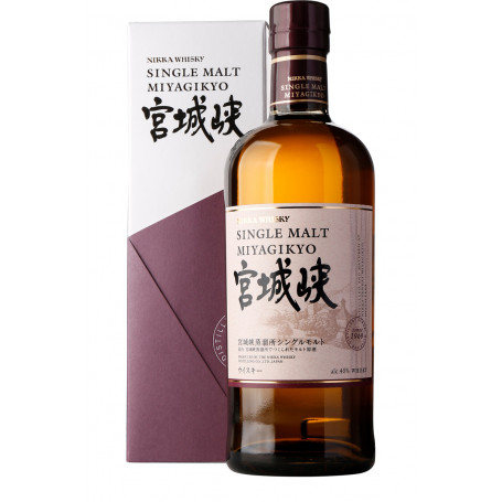 Whisky Nikka Miyagikyo Single Malt Whisky EP97320