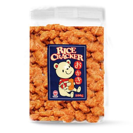 Chips og snacks Daruma Spicy Fried Okaki RR00193