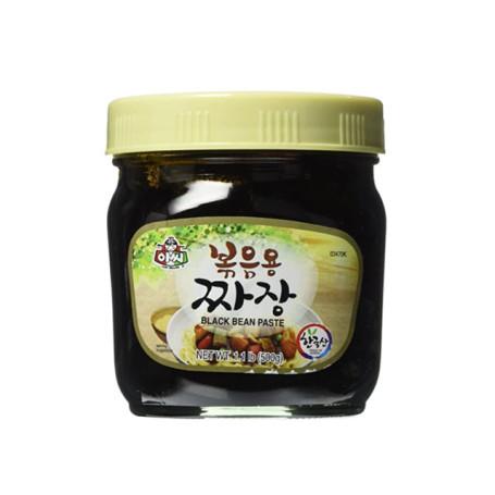 Sauce Assi Bokkeum Jjajangmyeon Black Bean Paste 500g JH30025