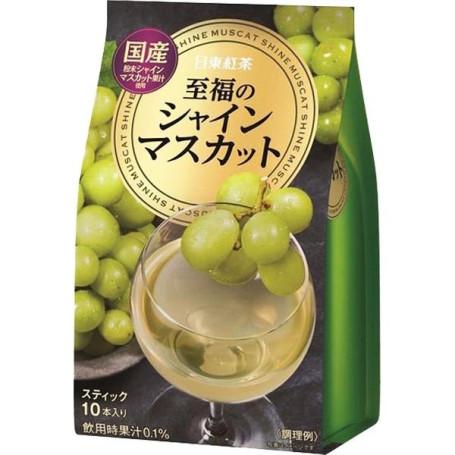 Te Nittoh Muscat Fruit Drink Pulver QD80098