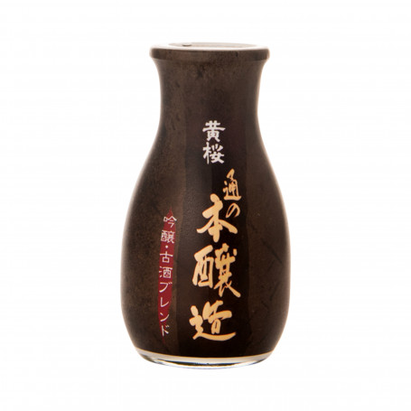 Sake Tu No Honjozo Sake Sort 180ml EA10230