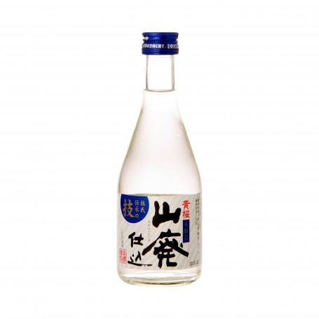 Sake Kizakura Yamahai Nama Chozo Sake 300ml EA10317