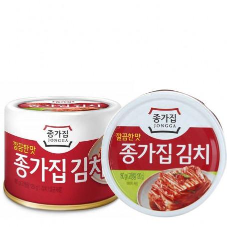 Chili Jongga Kimchi Dåse 160g MX31050