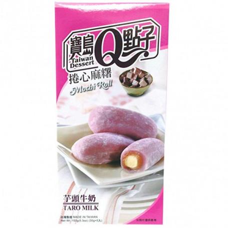 Slik Taro Milk Mochi Ruller RN70112