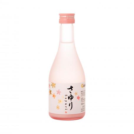 Sake Sayuri Nigori Sake Pink 300ml EA53035