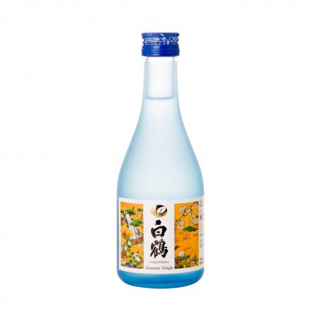 Sake Hakutsuru Superior Junmai Ginjo Sake 300ml EA53085