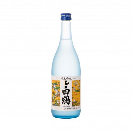 Sake Hakutsuru Superior Junmai Ginjo Sake 720ml EA53087