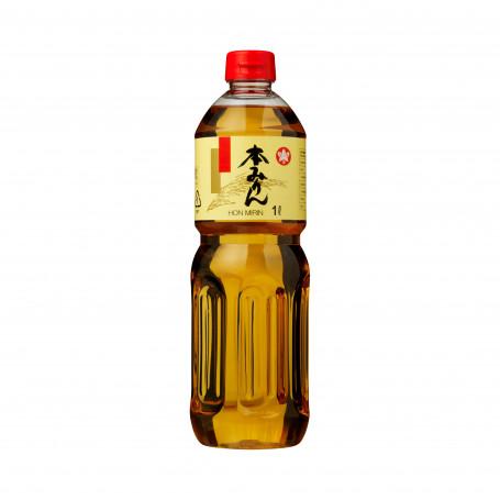 Mirin & risvin Omodaka Hon Mirin - sød madlavningsvin 1L ET00315
