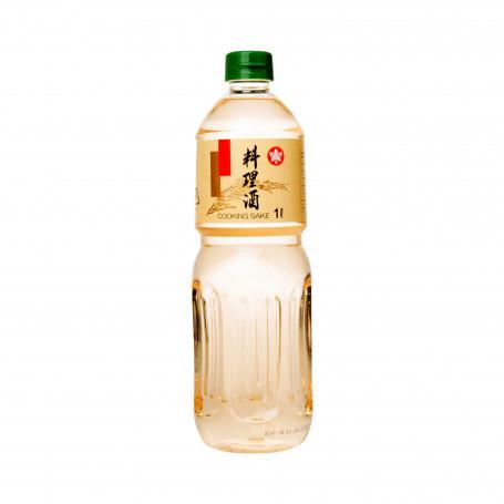 Mirin & risvin Omodaka Ryorishu - Sake til madlavning 1L EZ00415