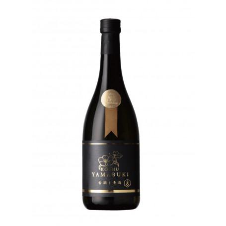 Sake Kinmon Akita Yamabuki Gold Aged Sake 720ml EA04438