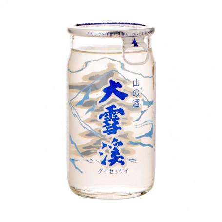 Sake Daisekkei Kuradashi 1Cup Sake 180ml EB33124
