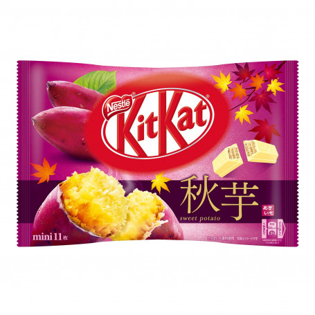 Slik KitKat Minis Autumn Sweet Potato RM12127
