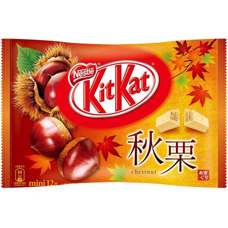 Slik KitKat Minis Autumn Chestnut RM12139