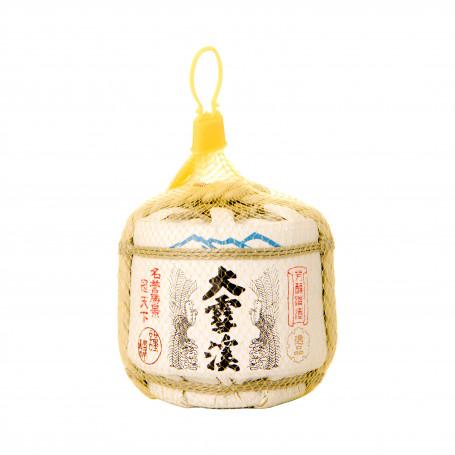 Sake Daisekkei Petit Taru Sake 300ml EB33203