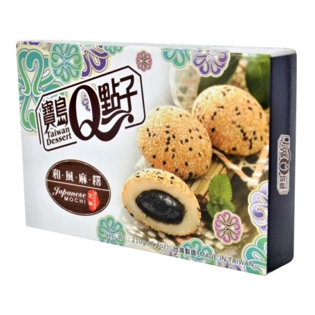 Slik He Fong Sesam Mochi 210g RN00303