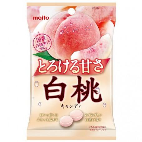 Slik Meito Peach Candy 75g 19280050