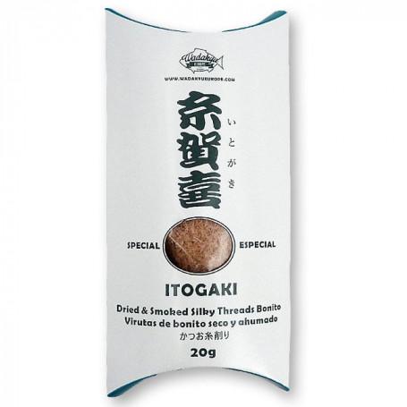 Specialiteter Itogaki - fintskåret tørret og røget bonito tun PA60057