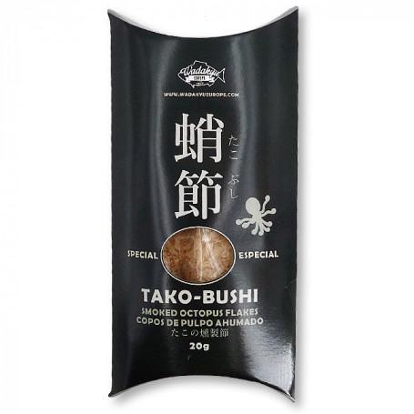 Specialiteter Takobushi - tørret og røget blæksprutte PA60156