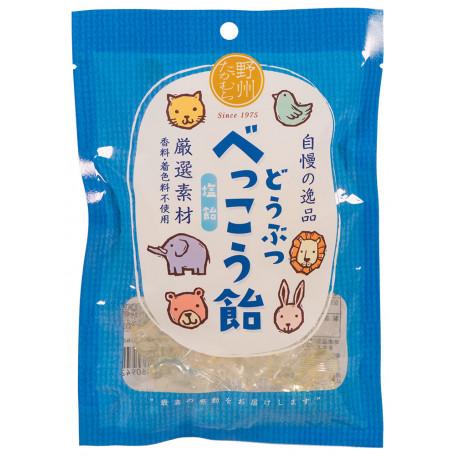 Slik Animal Bekko Salt Bolsjer RL00302