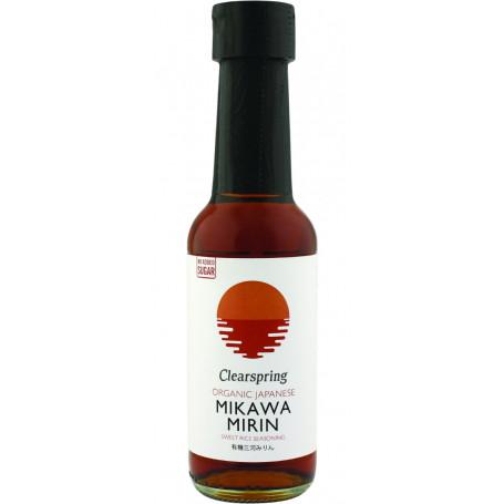 Sushi Eddike Mikawa Mirin Sød Ris Eddike 150ml Økologisk EW00699
