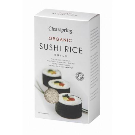 Sushi Ris Clearspring Sushi Ris 500g Økologisk XIT0811