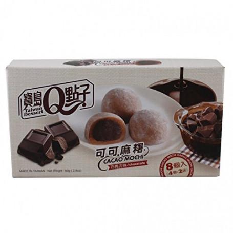 Slik Mochi Cacao Chocolade 8 stk RN70413