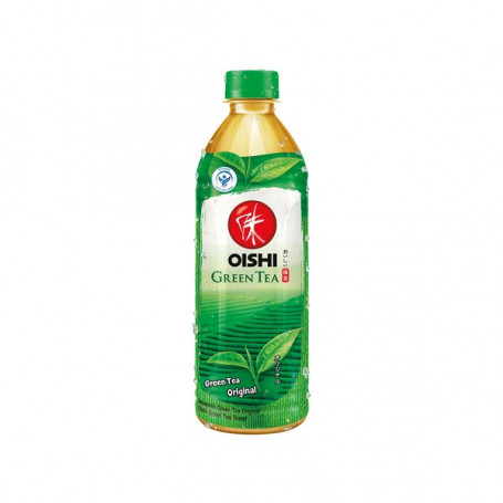 Læskedrikke Oishi Grøn Te Drik 500ml QF11240