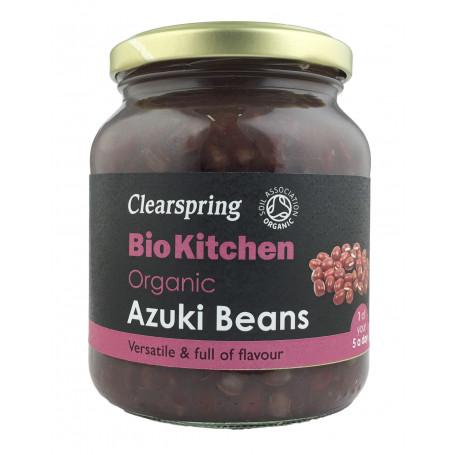 Syltede varer Clearspring Azuki Bønner Økologiske BC00111