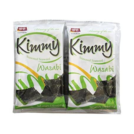 Nudler Kimmy Nori Wasabi Tang Snack PC08825