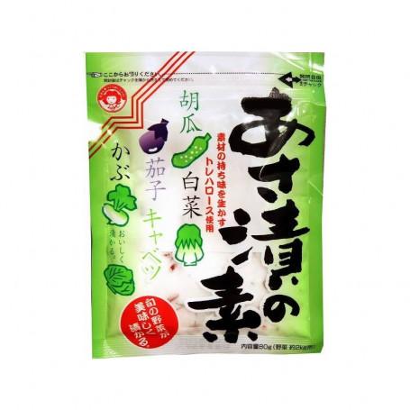 Specialiteter Tsukemoto Asazuke No Moto krydderiblanding til syltning FA00008