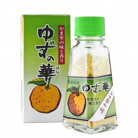 Specialiteter Yuzu No Hana - pulveriseret yuzu skal JH00022