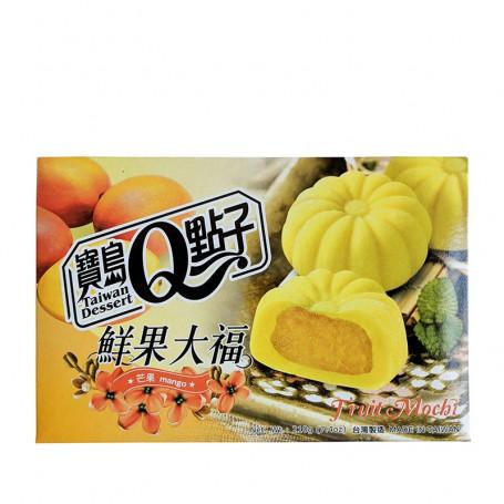 Slik He Fong Mango Fruit Mochi 210g RN27117