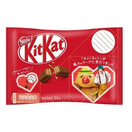 Slik KitKat Minis Choco Red Heart RM28016