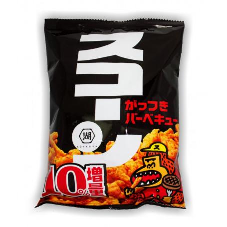 Chips og snacks Koikeya Scone Majs Snacks BBQ Smag RM28015