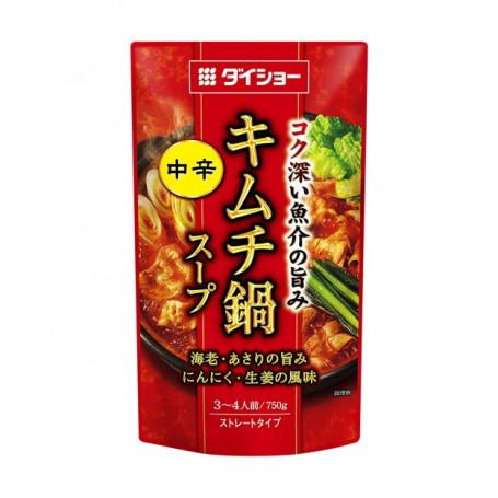 Suppebaser Hot Pot Suppebase Kimchi 750g LE28051