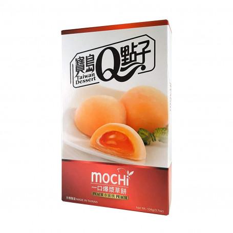 Mochi Fersken Jelly Mochi 8 stk RN27040