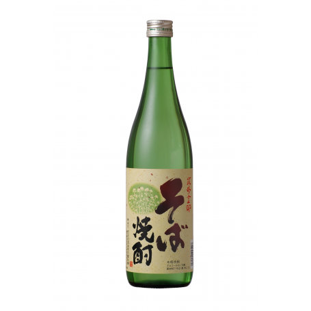 Shochu Tsukushi Soba Shochu 720ml EG00603