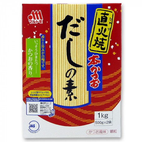 Specialiteter Marutomo Katsuo Dashinomoto 1kg HC02022
