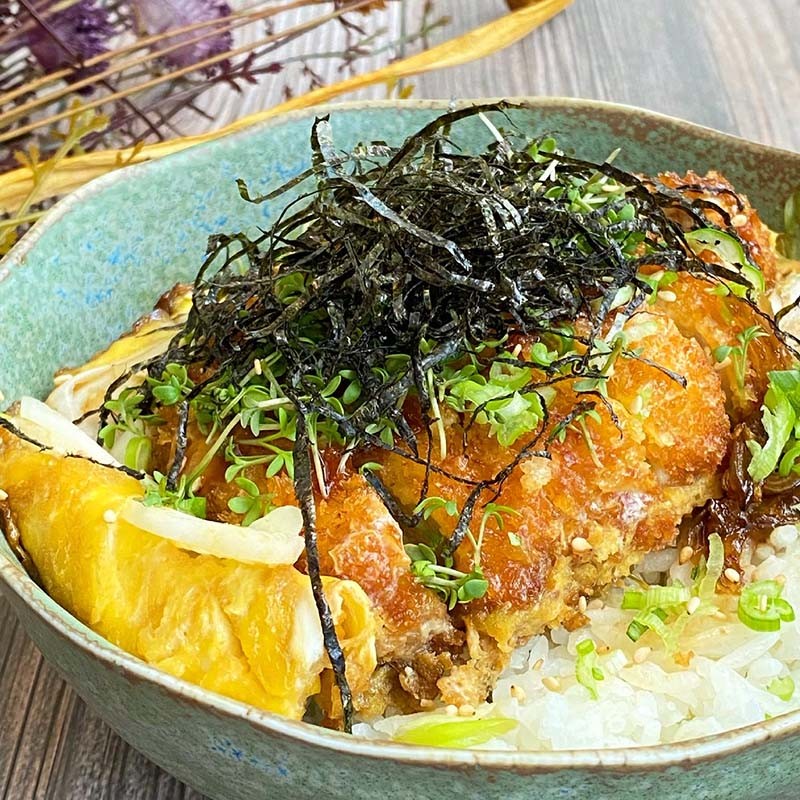 Katsudon japansk risret