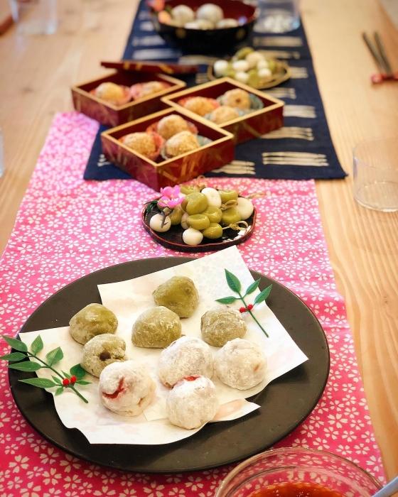 Wagashi Japanske kager og slik