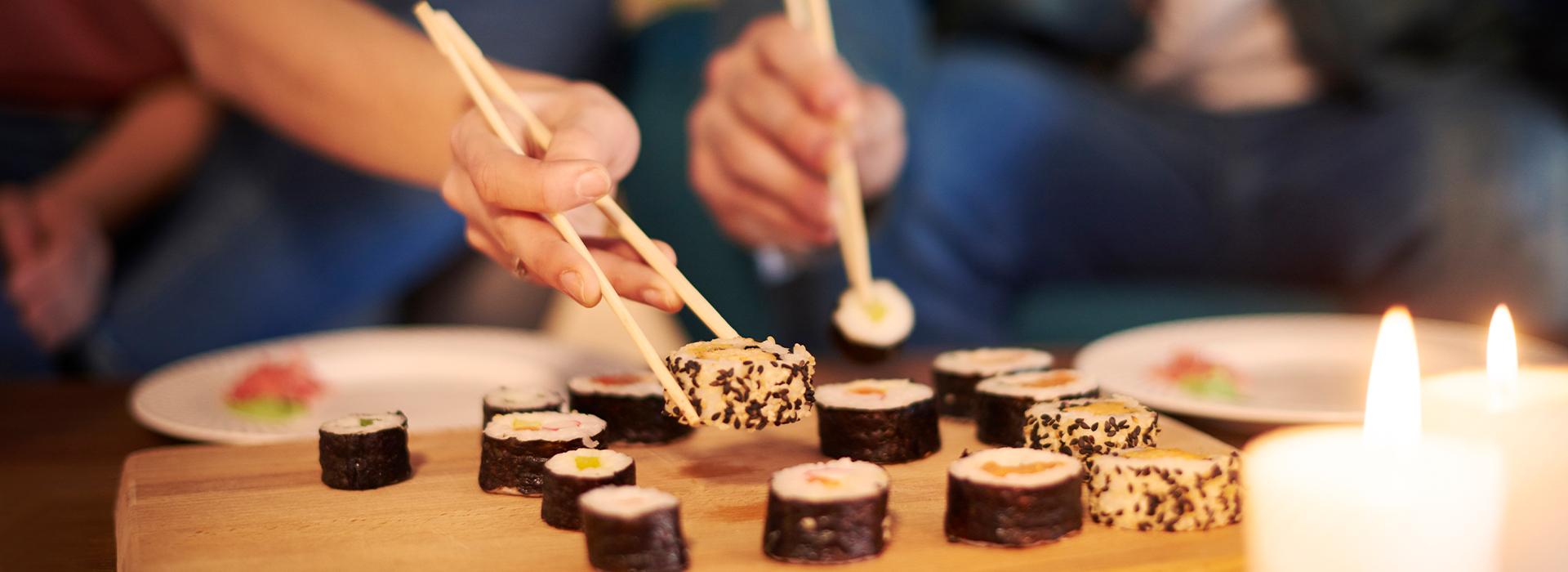 Alt til sushi